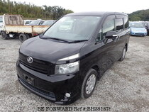 Used 2009 TOYOTA VOXY BH381878 for Sale for Sale