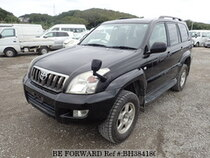 Used 2008 TOYOTA LAND CRUISER PRADO BH384180 for Sale for Sale