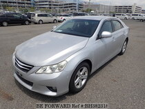 Used 2010 TOYOTA MARK X BH382318 for Sale for Sale