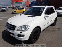Used 2007 MERCEDES-BENZ M-CLASS BH382374 for Sale for Sale
