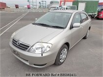 Used 2001 TOYOTA COROLLA SEDAN BH382412 for Sale for Sale