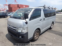 Used 2006 TOYOTA HIACE VAN BH382363 for Sale for Sale