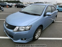 Used 2007 TOYOTA ALLION BH382630 for Sale for Sale