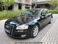 2010 AUDI A8 FACELIFT-SPACE FRAME