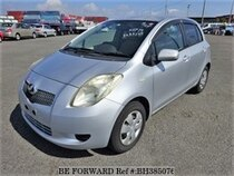 Used 2005 TOYOTA VITZ BH385076 for Sale for Sale