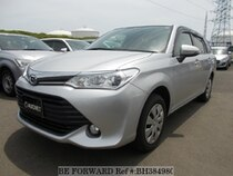 Used 2015 TOYOTA COROLLA FIELDER BH384980 for Sale for Sale