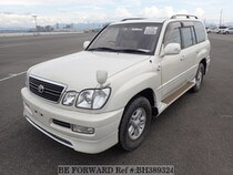 Used 1999 TOYOTA LAND CRUISER BH389324 for Sale for Sale