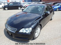 Used 2008 TOYOTA MARK X BH389329 for Sale for Sale