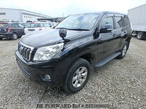 Used 2011 TOYOTA LAND CRUISER PRADO BH389601 for Sale for Sale