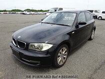 Used 2007 BMW 1 SERIES BH389537 for Sale for Sale
