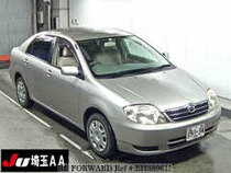Used 2001 TOYOTA COROLLA SEDAN BH389615 for Sale for Sale