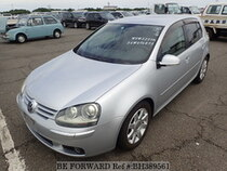 Used 2006 VOLKSWAGEN GOLF BH389561 for Sale for Sale