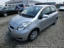 Used 2010 TOYOTA VITZ BH389597 for Sale for Sale