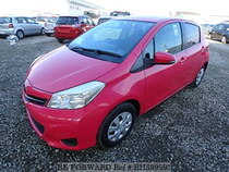 Used 2011 TOYOTA VITZ BH389593 for Sale for Sale