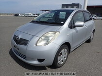 Used 2005 TOYOTA VITZ BH390548 for Sale for Sale