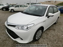 Used 2015 TOYOTA COROLLA AXIO BH391720 for Sale for Sale