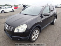 Used 2007 NISSAN DUALIS BH390354 for Sale for Sale