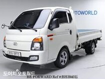 Used 2017 HYUNDAI PORTER BH394012 for Sale for Sale