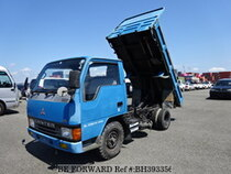 Used 1992 MITSUBISHI CANTER BH393356 for Sale for Sale