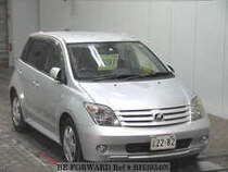 Used 2005 TOYOTA IST BH393409 for Sale for Sale