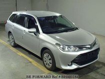 Used 2015 TOYOTA COROLLA FIELDER BH393184 for Sale for Sale