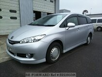 Used 2015 TOYOTA WISH BH393599 for Sale for Sale