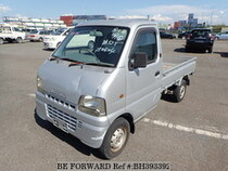 Used 2001 SUZUKI CARRY TRUCK BH393392 for Sale for Sale