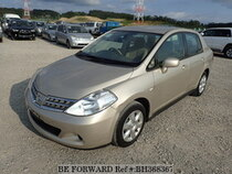 Used 2009 NISSAN TIIDA LATIO BH368367 for Sale for Sale