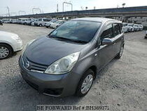 Used 2010 NISSAN NOTE BH369372 for Sale for Sale