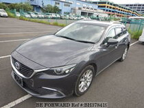 Used 2015 MAZDA ATENZA WAGON BH378419 for Sale for Sale