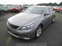 Used 2009 TOYOTA MARK X BH379857 for Sale for Sale