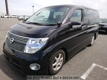 Used 2008 NISSAN ELGRAND BH381805 for Sale for Sale