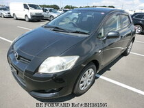 Used 2008 TOYOTA AURIS BH381507 for Sale for Sale