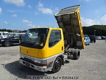 Used 1996 MITSUBISHI CANTER BH384128 for Sale for Sale