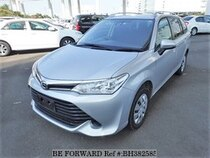 Used 2015 TOYOTA COROLLA FIELDER BH382585 for Sale for Sale