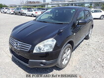 Used 2010 NISSAN DUALIS BH382532 for Sale for Sale