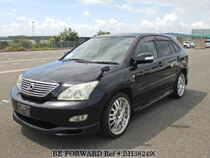 Used 2004 TOYOTA HARRIER BH382490 for Sale for Sale