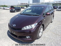 Used 2012 TOYOTA WISH BH389616 for Sale for Sale