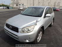 Used 2008 TOYOTA RAV4 BH389372 for Sale for Sale