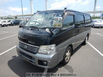 Used 2005 NISSAN CARAVAN COACH BH389519 for Sale for Sale