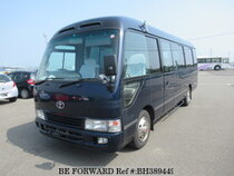 Used 2002 TOYOTA COASTER BH389449 for Sale for Sale