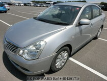 Used 2008 NISSAN BLUEBIRD SYLPHY BH391718 for Sale for Sale