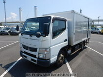 Used 2014 MITSUBISHI CANTER BH391659 for Sale for Sale