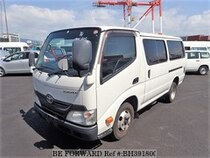 Used 2012 TOYOTA TOYOACE ROUTE VAN BH391800 for Sale for Sale