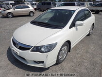 Used 2009 HONDA CIVIC HYBRID BH390499 for Sale for Sale