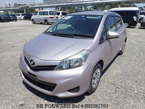 Used 2011 TOYOTA VITZ BH391761 for Sale for Sale