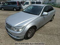 Used 2007 MERCEDES-BENZ C-CLASS BH393325 for Sale for Sale