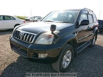Used 2006 TOYOTA LAND CRUISER PRADO BH393546 for Sale for Sale