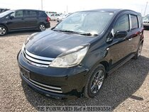 Used 2010 NISSAN NOTE BH393558 for Sale for Sale