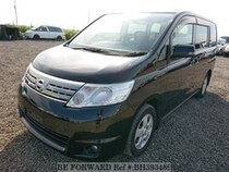Used 2009 NISSAN SERENA BH393489 for Sale for Sale